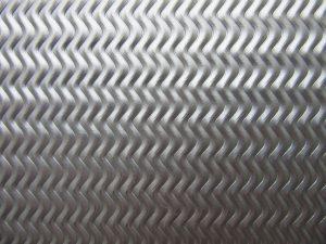 Metalstruktur